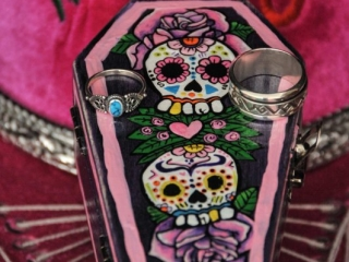 Day of the Dead ring box
