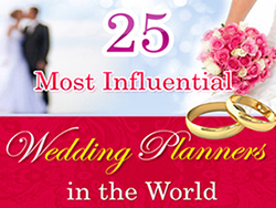 25 Most Influential Wedding Planners in the World