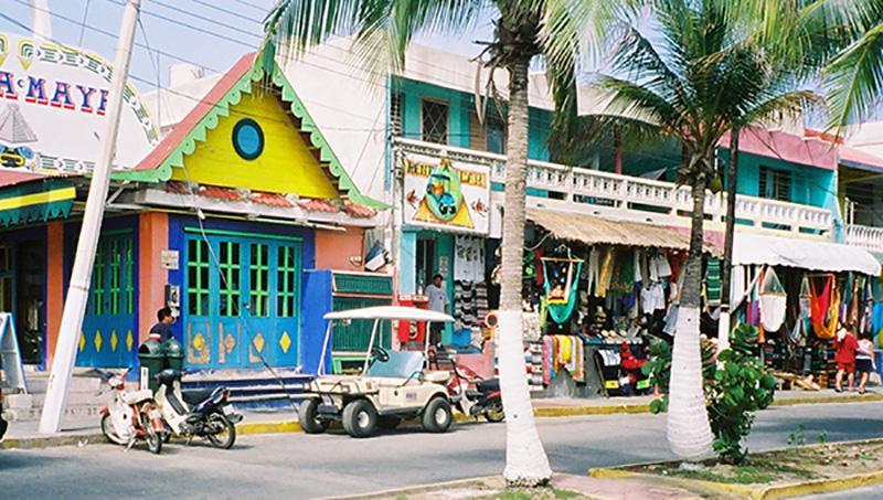 Oceanfront Shops