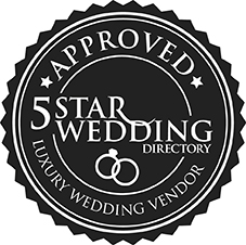 Approved 5 Star Wedding Directory Luxury Wedding Vendor